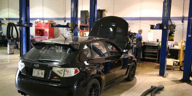 2008 Subaru Impreza Wrx Sti Long Term Road Test