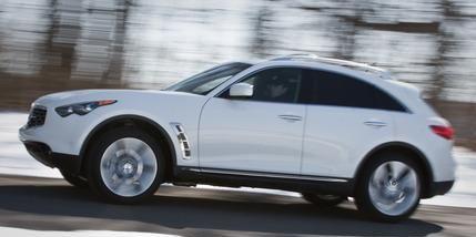 2009 Infiniti FX50S Road Test –