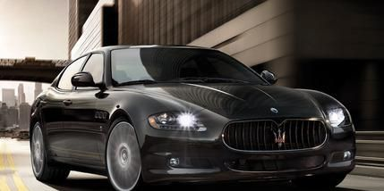 2009 Maserati Quattroporte Sport Gt S 8211 Review 8211 Car And