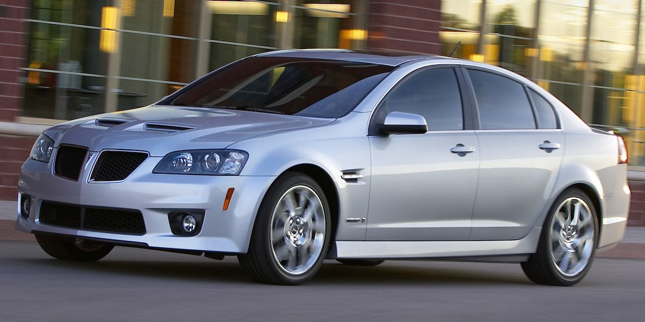 2009 Pontiac G8 Gxp 8211 Instrumented Test 8211 Car And Driver