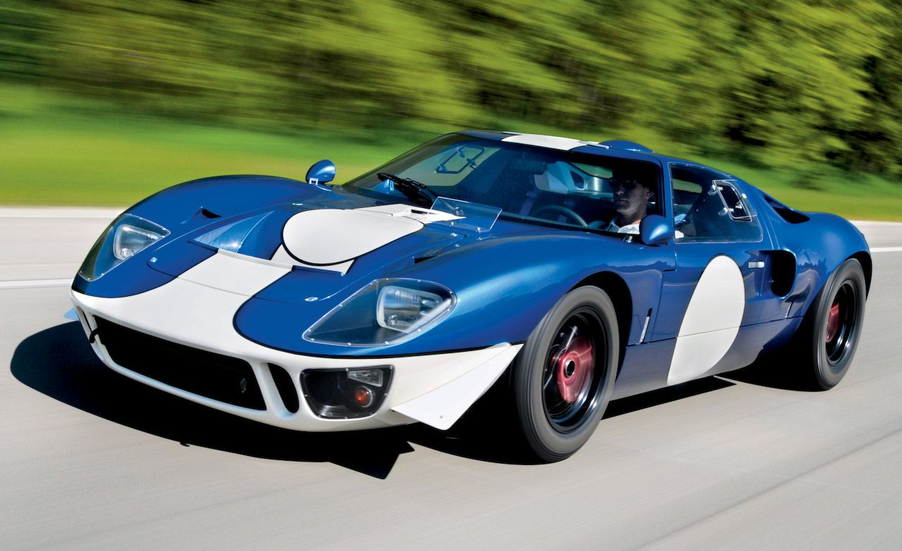 Superformance Gt40 Mkii Tested