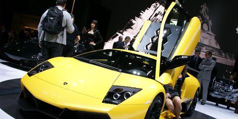 2010 Lamborghini Murcielago Lp670 4 Sv Superveloce