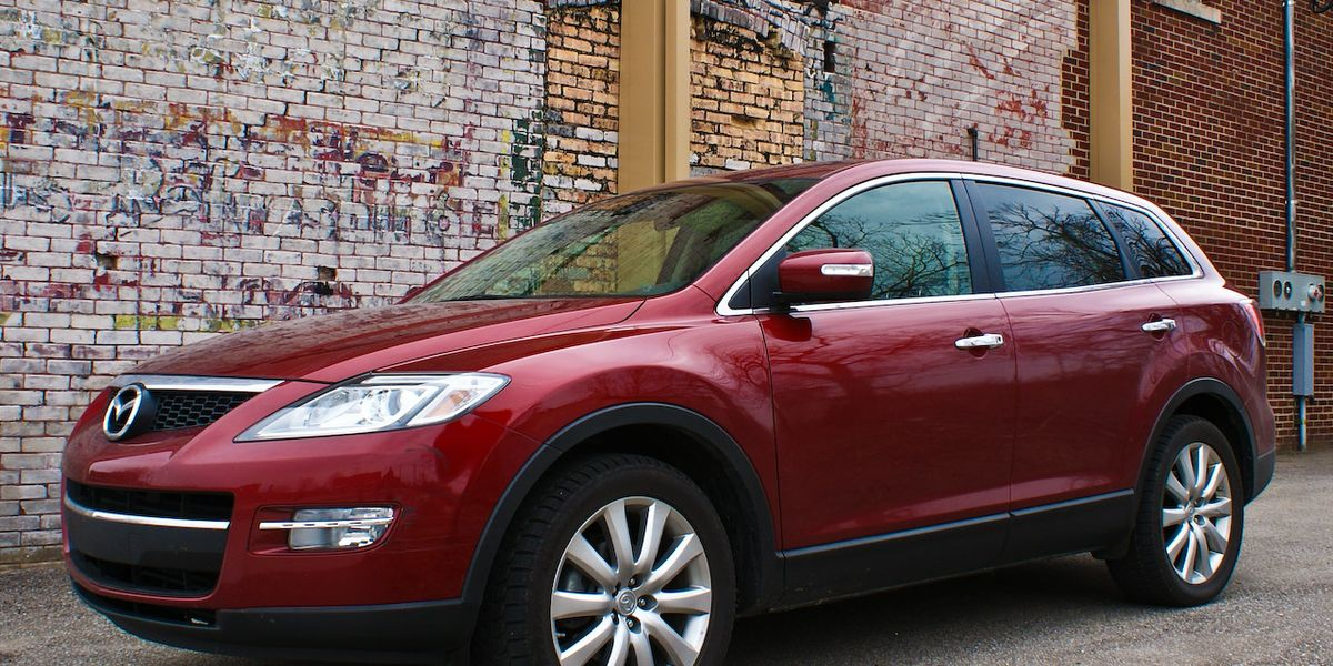 2008 Mazda CX-9 AWD Road Test –
