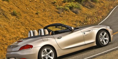 2009 Bmw Z4 Sdrive30i 8211 Review 8211 Car And Driver