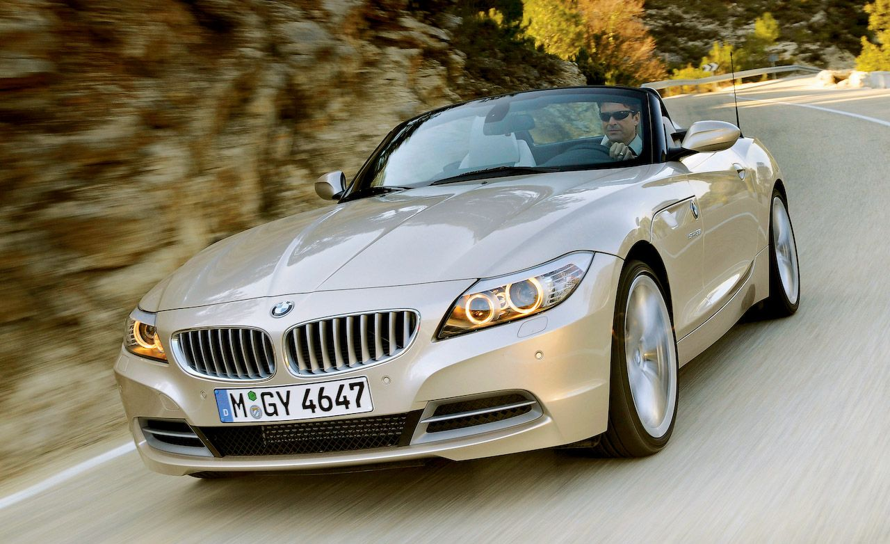 2009 Bmw Z4 Sdrive35i Dual Clutch Automatic 8211 Instrumented Test 8211 Car And Driver