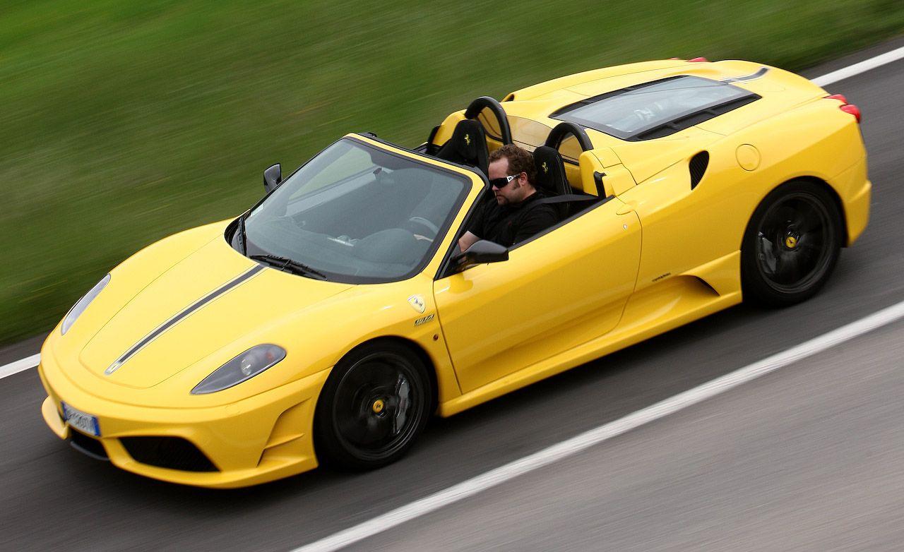 2009 Ferrari 430 Scuderia Spider 16m 8211 Review 8211 Car And Driver