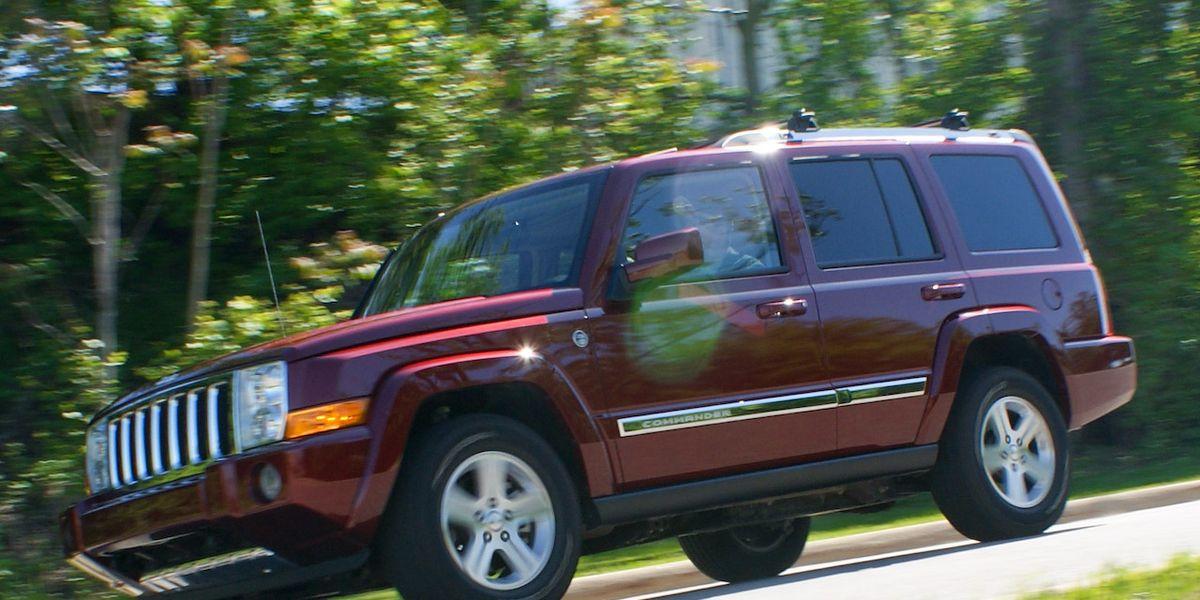 2008 Jeep Commander Starter Diagram