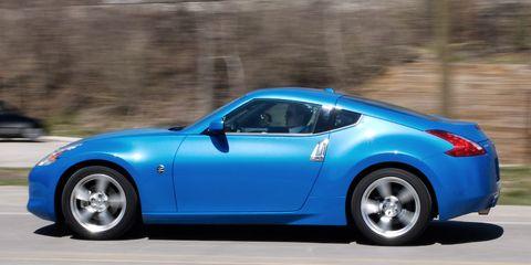 370Z 0 60 >> 2009 Nissan 370z Automatic