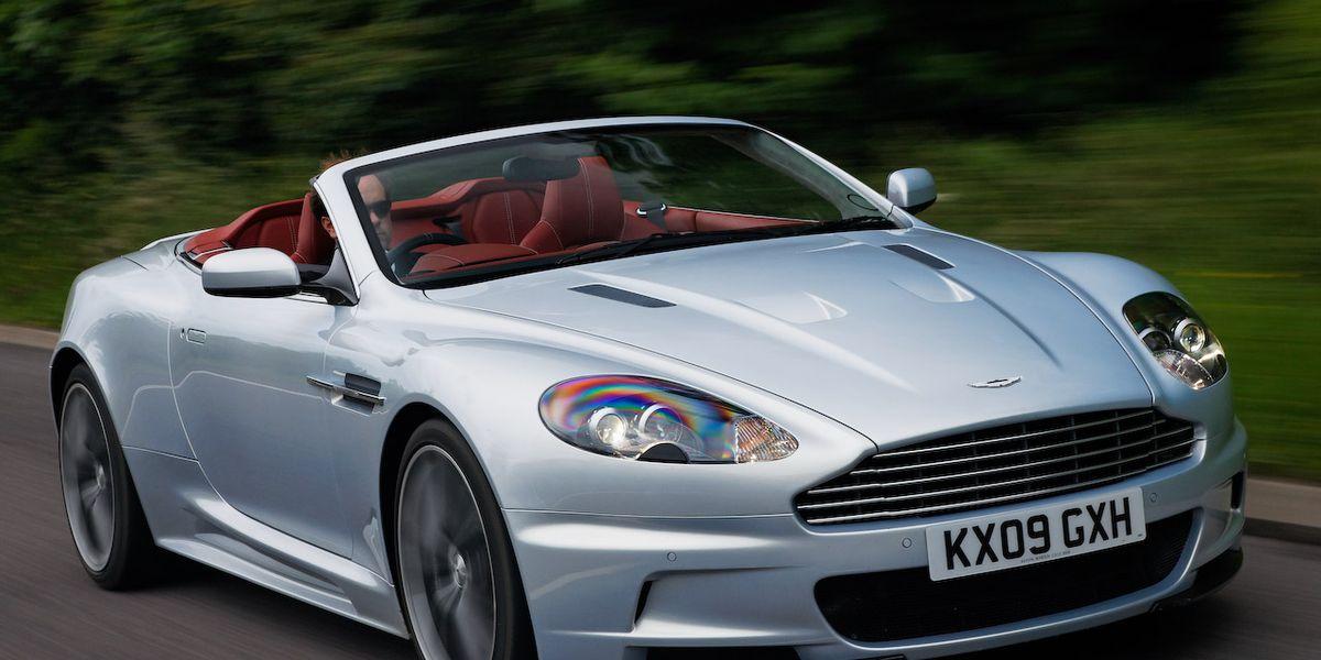 2010 Aston Martin Dbs Volante 8211 Review 8211 Car And Driver