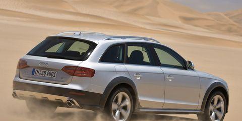 Audi A4 Allroad Review 2010