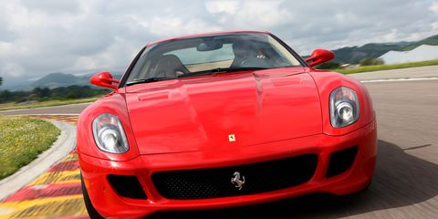 2010 Ferrari 599gtb Fiorano Hgte 8211 Review 8211 Car