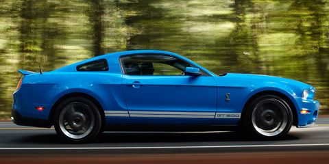 View Photos Image Video Player Is Loading 2010 Ford Mustang Shelby Gt500