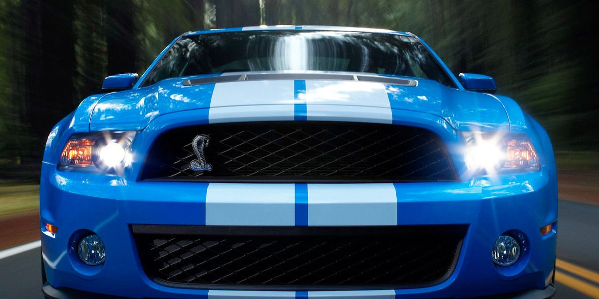 Fiat 500 Lease >> 2010 Ford Mustang Shelby GT500 Review