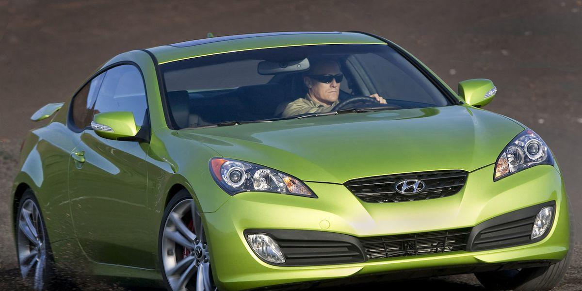 hyundai genesis coupe   road test review car  driver