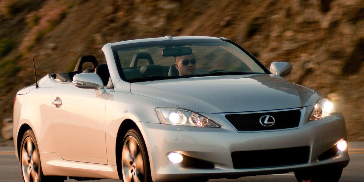 Lexus Certified Pre Owned >> 2010 Lexus IS Convertible / IS250C / IS350C – Review – Car ...
