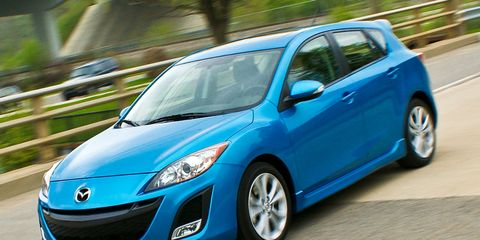 5 Door Car >> 2010 Mazda 3 S 5 Door Sport 8211 Instrumented Test 8211