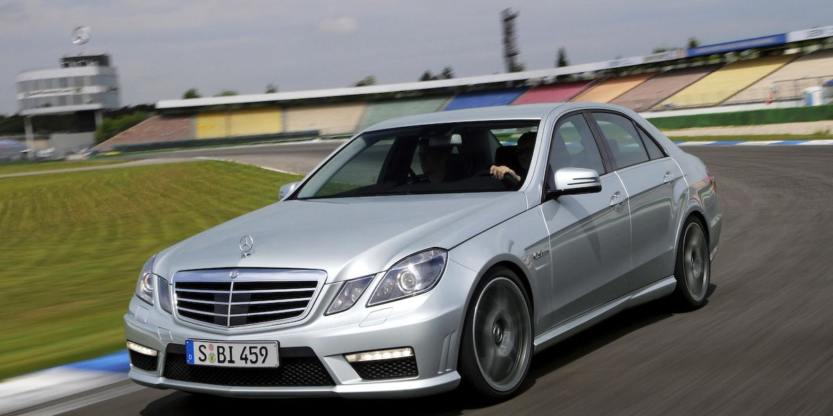 2010 Mercedes-Benz E63 AMG - Review - Car and Driver
