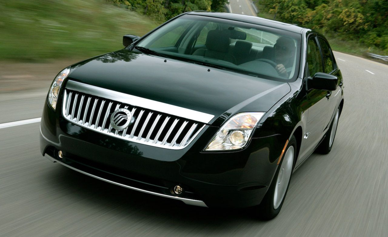 2010 Mercury Milan Hybrid Road Test 8211 Review Car And Driver