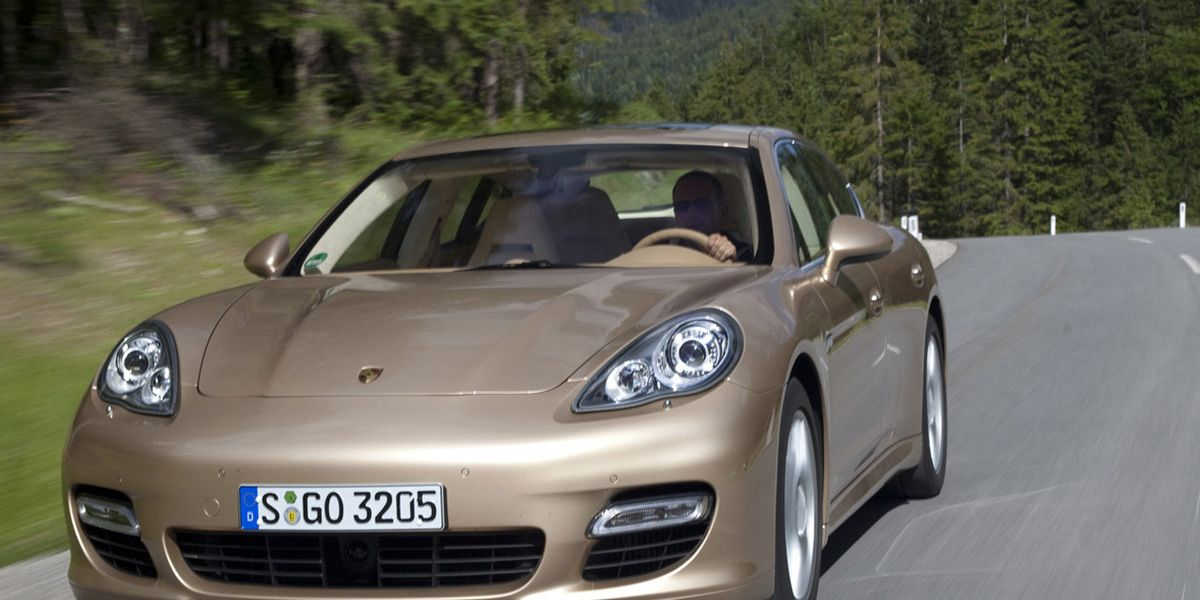 2010 Porsche Panamera S 4s Turbo 8211 Review 8211 Car And Driver