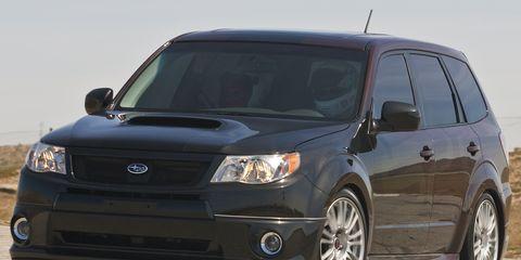 Subaru Forester XTI Concept –