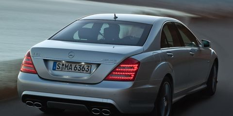 2010 Mercedes Benz S63 Amg S65 Revealed