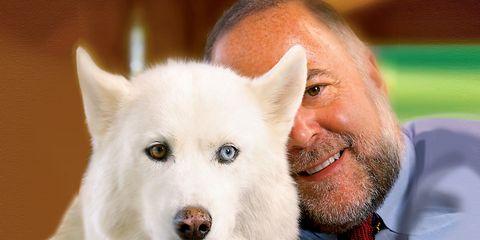 Dog breed, Vertebrate, Dog, Carnivore, Jaw, Iris, Organ, Snout, Facial hair, Beard,
