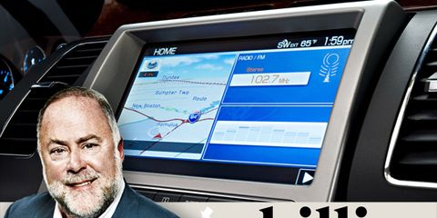 Display device, Electronic device, Outerwear, Gps navigation device, Technology, Facial hair, Coat, Electronics, Suit, Beard,