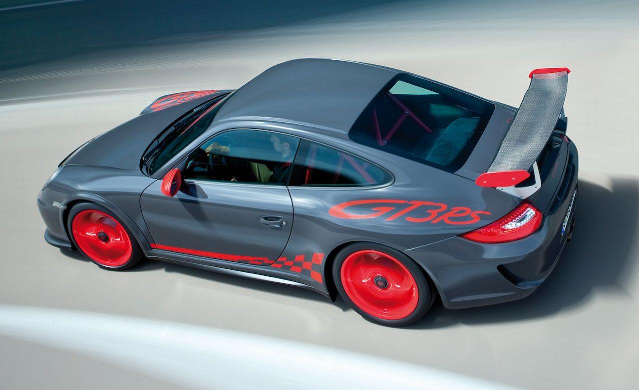2010 Porsche 911 Gt3 Rs 8211 News 8211 Car And Driver