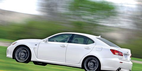 lexus isf service manual