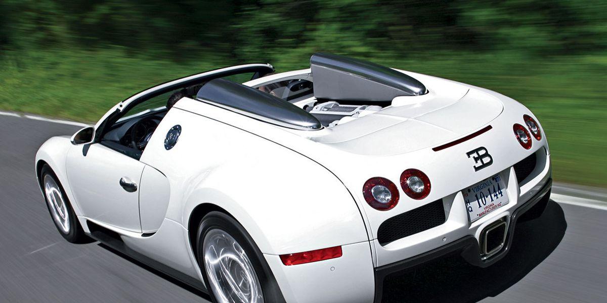 2009 Bugatti Veyron 16.4 Grand Sport - Review - Car and Driver