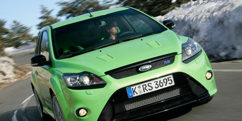 2009 ford focus hatchback review