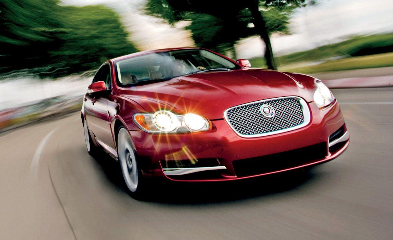 2009 Jaguar XF Supercharged Road Test –