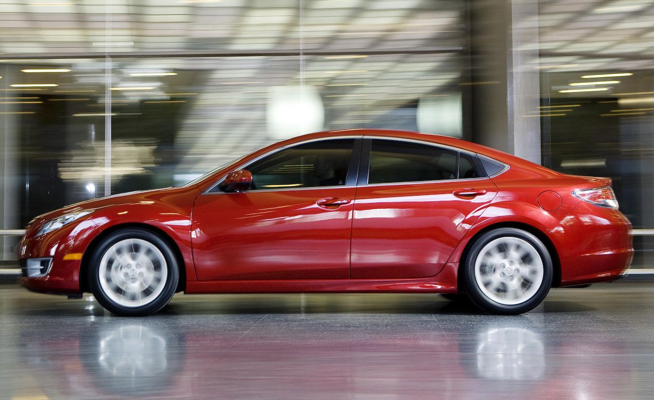 Kelebihan Mazda 6 2009 Harga