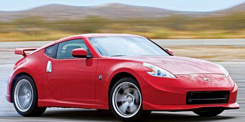 370Z Nismo Specs >> 2009 Nissan Nismo 370z