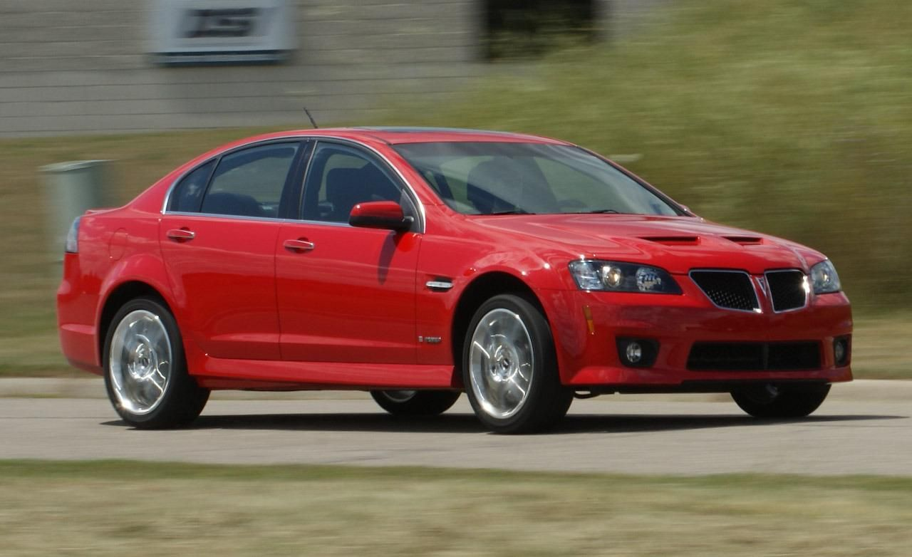 2021 Pontiac G8 Gt New Model and Performance