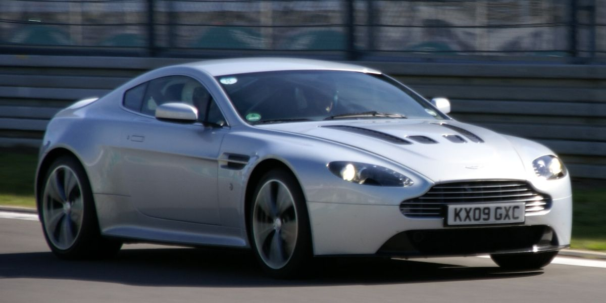 2010 Aston Martin V12 Vantage 8211 Review 8211 Car And Driver