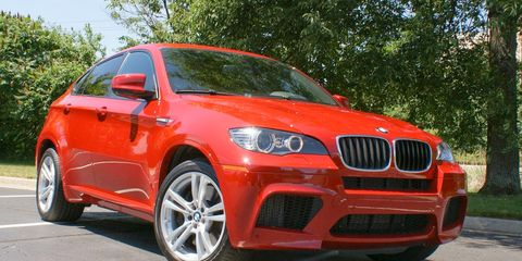 2010 Bmw X6 M Road Test 8211 Review 8211 Car And Driver