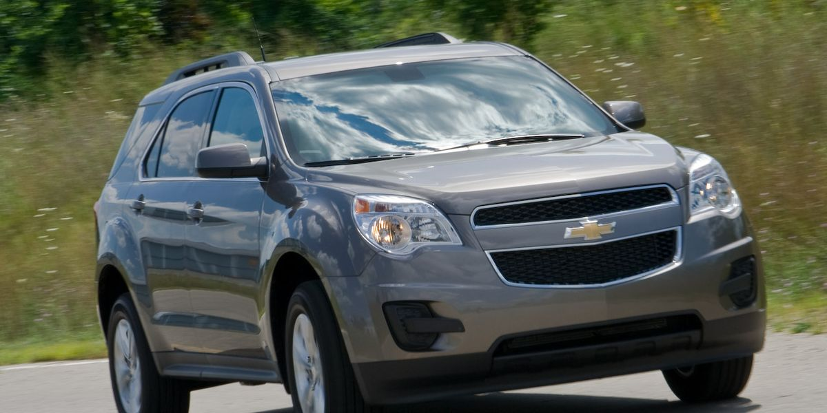 2010 Chevrolet Equinox LT – Instrumented Test – Car and Driver