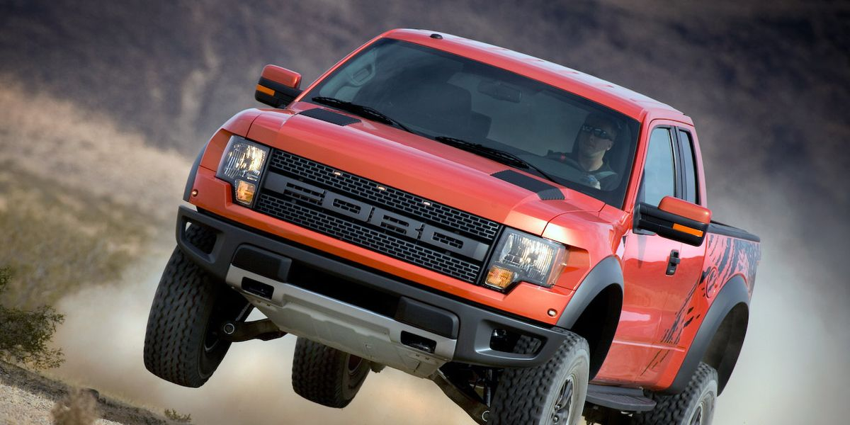 Ford Raptor Lease >> 2010 Ford F-150 SVT Raptor – Review – Car and Driver