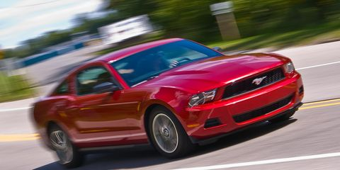 2010 Ford Mustang V6 Road Test –