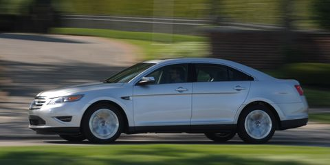 2010 Ford Taurus Limited Road Test 8211 Review 8211 Car And