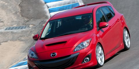 Mazda Speed 3 >> 2010 Mazdaspeed 3 8211 Review 8211 Car And Driver