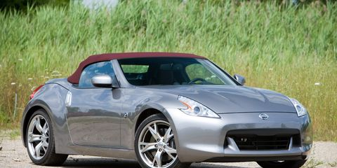 2010 Nissan 370Z Touring Roadster – Instrumented Test ...
