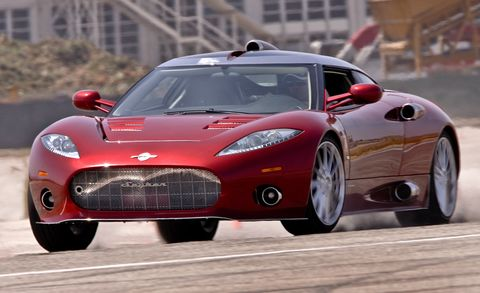 Image result for spyker c8 aileron