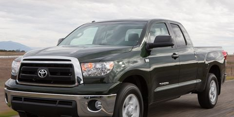 2010 Toyota Tundra 4 6 V8 8211 Review 8211 Car And Driver