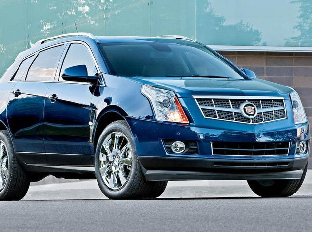Cadillac Srx Review Pricing And Specs