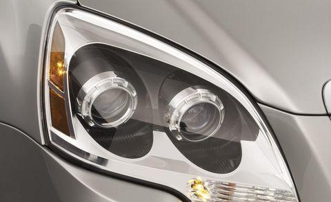 Automotive design, Automotive lighting, Automotive exterior, Headlamp, Automotive parking light, Light, Personal luxury car, Grille, Grey, Hood,