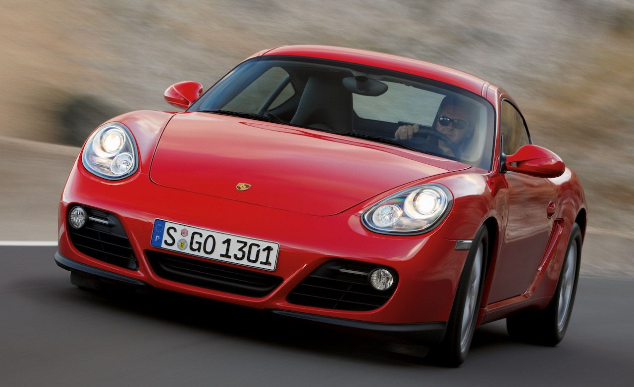 2009 Porsche Cayman 8211 Instrumented Test 8211 Car And Driver