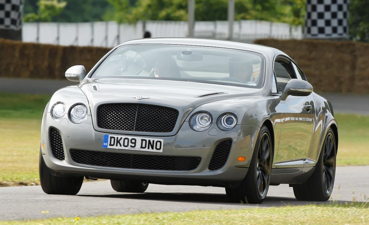 2010 Bentley Continental Supersports 8211 Review 8211 Car And Driver