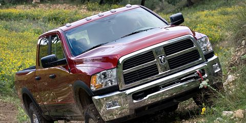 2010 dodge ram diesel exhaust brake